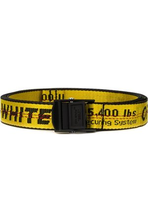 OFF-WHITE Dames Riemen - Industrial logo belt
