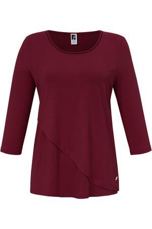 Anna Aura Dames T-shirts - Shirt 3/4-mouwen en dubbele voorkant