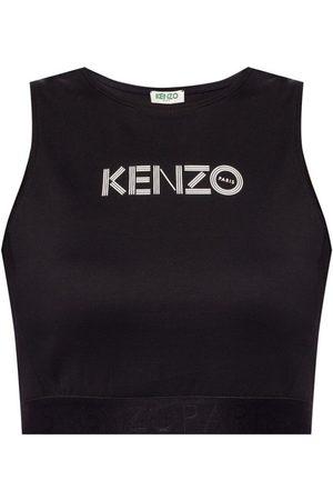 Kenzo Branded tank top