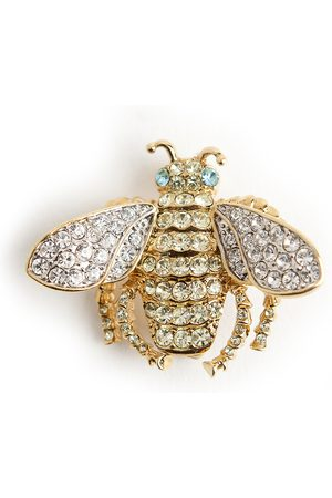 Kenneth Jay Lane Bumble bee brooche