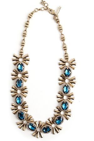 Oscar de la Renta Gems necklace
