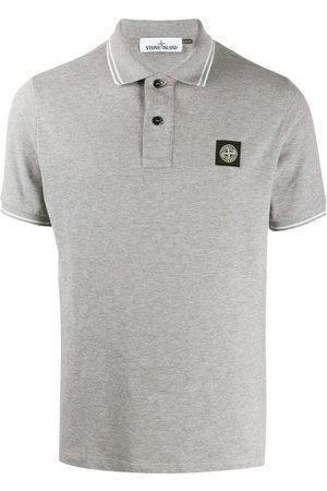Stone Island Heren Poloshirts - Logo-patch polo shirt