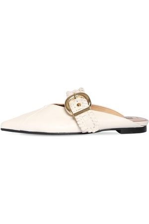 Reike Nen 10mm Leather Mules