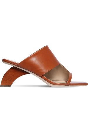 REJINA PYO 60mm Leather Sandals