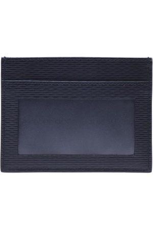 Armani Leather Credit Card Holder
