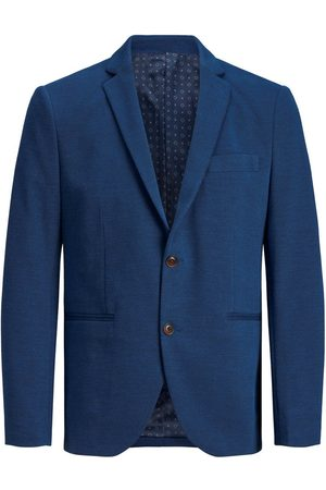 Jack & Jones Jack%jones Premium Jprsimon Blazer Noos Dark Navy/SLIM FIT | Freewear zwart