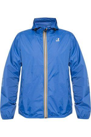 K-Way Rain jacket with logo