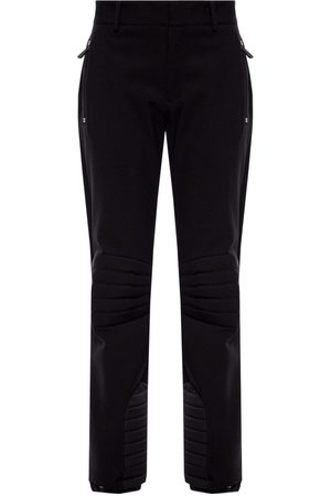 Moncler Ski trousers with sewn-in zippers