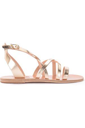 Ancient Greek Sandals Delia leather thong sandal