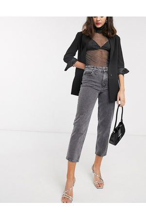 & OTHER STORIES Toni tapered jean in washed grey