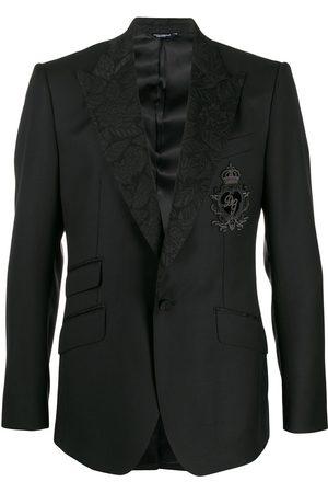 Dolce & Gabbana DNA Sicily tuxedo blazer