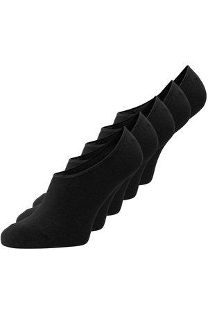 jack & jones Jacbasic Multi Short 5 Pack Socks Heren Zwart