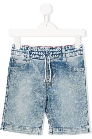 Marc Jacobs Drawstring denim shorts