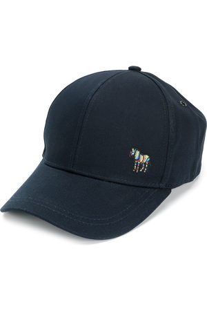 Paul Smith Embroidered zebra cap