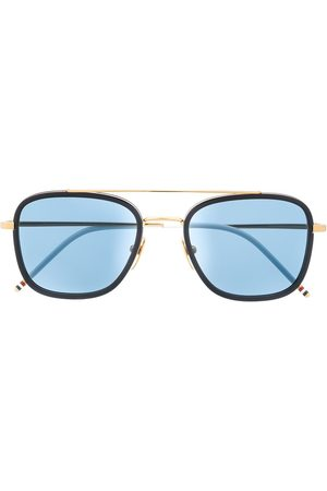 Thom Browne Eyewear TB800 aviator sunglasses