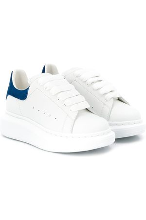 Alexander McQueen Flatform lace up sneakers