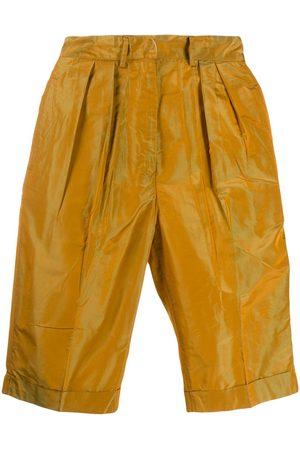 Jean Paul Gaultier 1990s cropped trousers