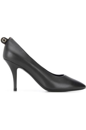 Salvatore Ferragamo Gancini 95mm pumps