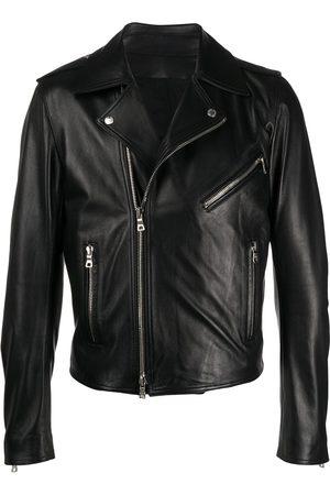 Balmain Off-centre zipped jacket
