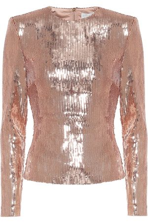 Rebecca Vallance Matisse sequined top