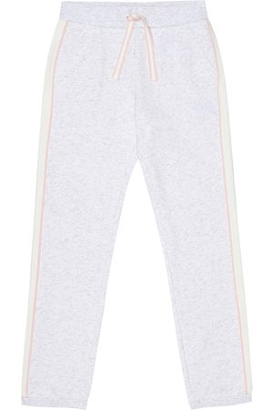 Loro Piana Stretch-cotton trackpants