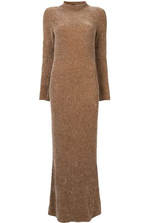 Armani Dames Jersey jurken - Velvet jersey dress