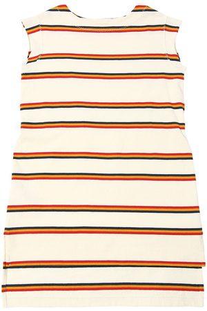 Marni Striped Cotton Dress