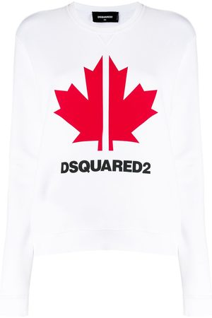 Dsquared2 Maple Leaf logo sweatshirt