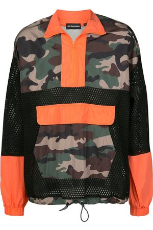 God's Masterful Children Camouflage print windbreaker