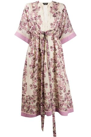 Dsquared2 Floral printed tunic dress