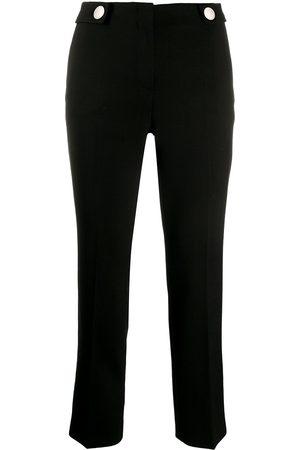 Prada Button details slim-fit trousers