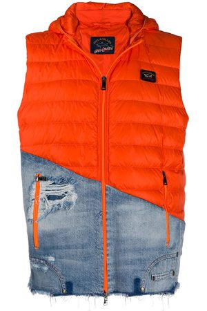 Paul & Shark Combined hooded gilet