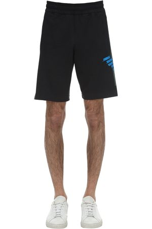 EA7 Heren Bermuda's - Train Graphic Eagle Bermuda Shorts