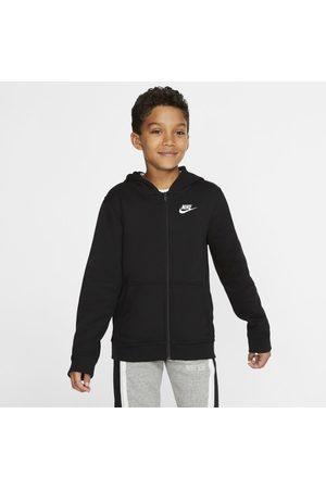 Nike Sportswear Club Hoodie met rits voor kids
