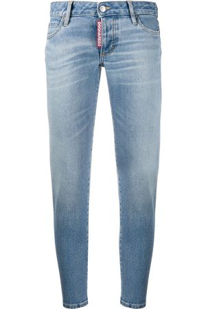Dsquared2 Slim cropped jeans