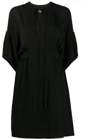 Dsquared2 Plunge neck tunic dress