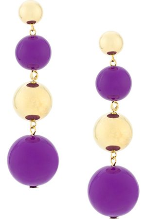 ESHVI Dames Oorbellen - Ball drop earrings