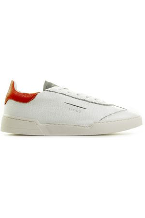 Ghoud L1LMLD34 White/Red/Grey Herensneakers