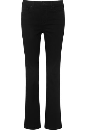 NYDJ Jeans model Barbara Bootcut uitlopende pijpen denim