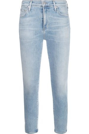 Citizens Of Humanity Dames Slim - High rise slim fit jeans