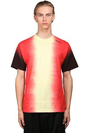 AMBUSH Logo Tie Dye Cotton Jersey T-shirt