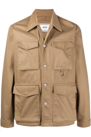 Ami Paris Heren Leger jassen - Cargo jacket