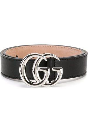 Gucci Kids Jongens Riemen - GG buckle belt