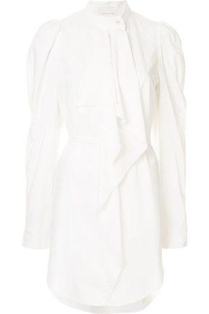 Karen Walker Mouseion ruffle dress