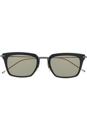 Thom Browne Eyewear Wayfarer cat-eye shaped sunglasses