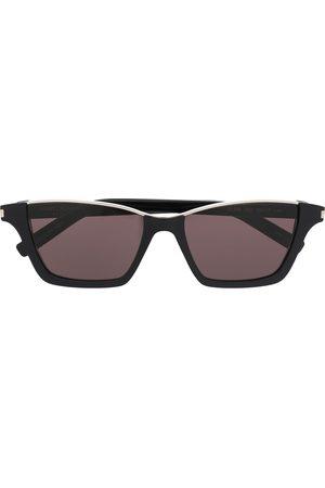 Saint Laurent Cut frames sunglasses