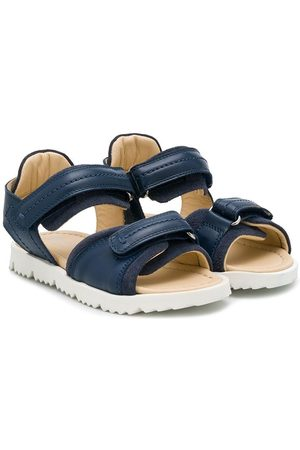 Montelpare Tradition Multiple strap flat sandals