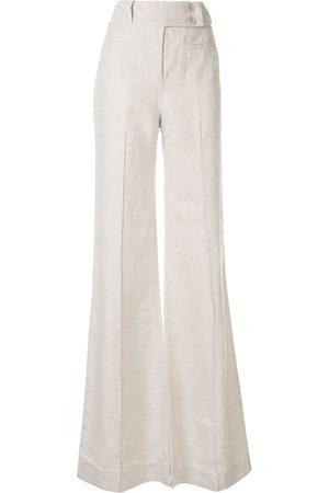 Karen Walker Dames Wijde broeken - Ara flared trousers