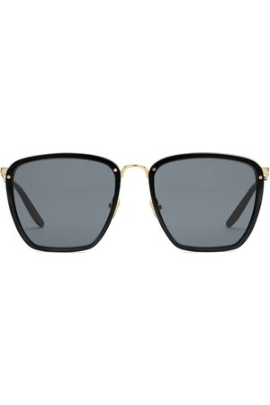 Gucci Oversized tinted sunglasses