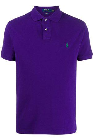 Polo Ralph Lauren Short sleeve embroidered logo polo shirt